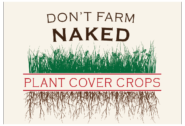 Don't Farm Naked logo